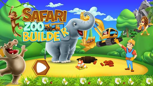 Safari Zoo Builder: Animal House Designer & Maker 1.0.3 screenshots 1