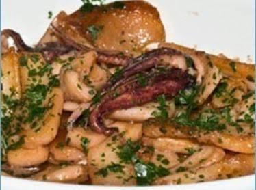 Calamari Saporiti Recipe