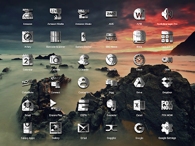 Dap - Icon Pack screenshot 9