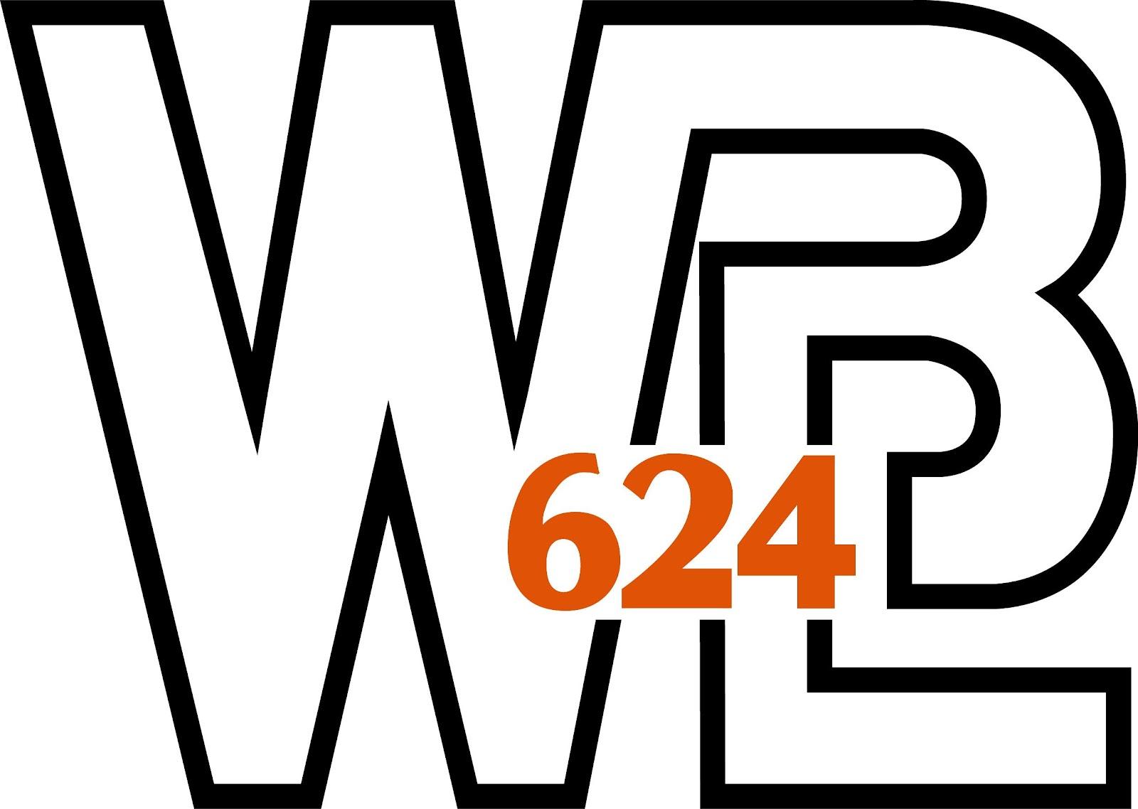 W B 624 logo