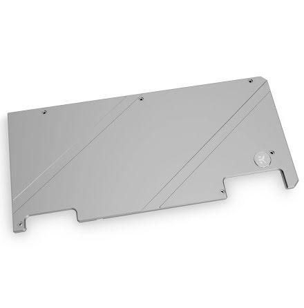EK bakplate for EK-Quantum Vector Strix RTX 3070/3080/3090 Backplate - Nickel