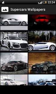 Super Cars HD  Wallpapers- screenshot thumbnail