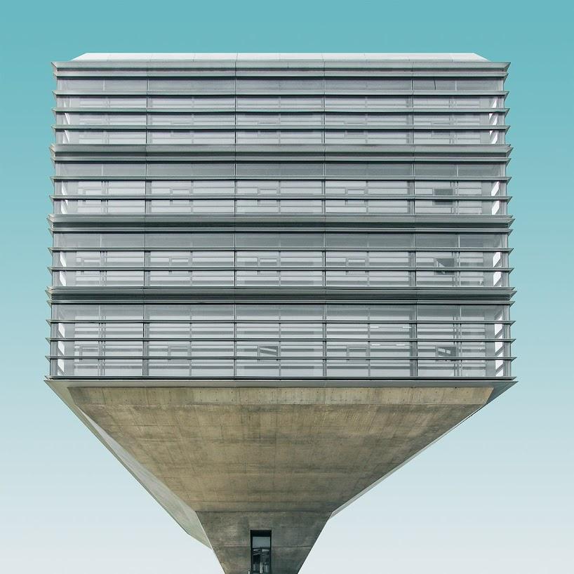 Impresionantes fotografías de la arquitectura contemporánea China