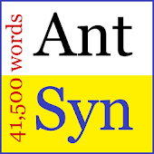 Antonyms Synonyms Dictionary