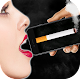 Cigarettes for free icon
