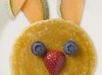 Bunny Breakfast Recipe