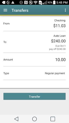 Pen Air FCU Mobile screenshot