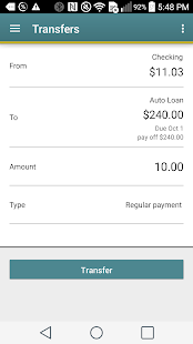 Pen Air FCU Mobile- screenshot thumbnail
