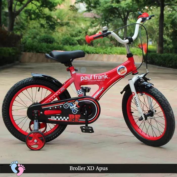 Xe đạp cho bé Broller XD Apus 2