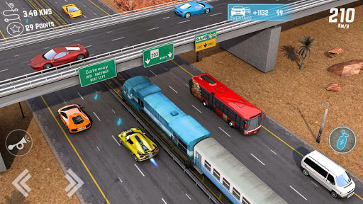 Real Car Race Game 3D: capturas de pantalla divertidas de New Car Games 2020 3