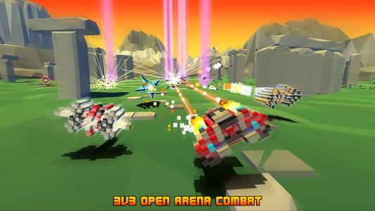 Hovercraft: Battle Arena 1.2.2 (1202) (Armeabi-v7a + x86)