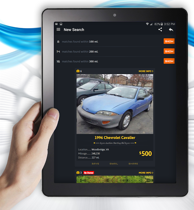 Cheap Cars For Sale - Autopten Android 14