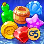 Pirates & Pearls - A Match 3 Pirate Puzzle Game 1.9.1201 (Mod)