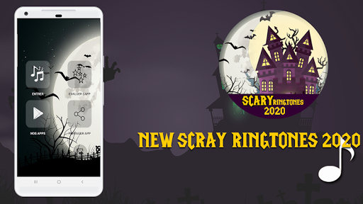 Scary Ringtones & Sounds 2020 &  Ghost mp3 ☠ 3.1 screenshots 7