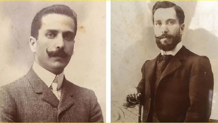 Antonio y José Benítez Blanes fueron concejal y presidente de la Diputación con casa comercial en Londres.