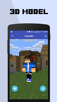 Download Youtubers Skins For Minecraft PE APK Latest Version App For - Skins para minecraft pe youtuber