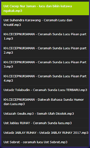 Ceramah kh. Anwar zahid lucu for android apk download.