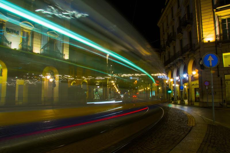 Tram in centro  di DiegoCattel