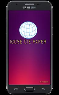MY IGCSE PAPER - náhled