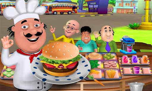 Code Triche Motu Patlu Cooking APK MOD screenshots 2