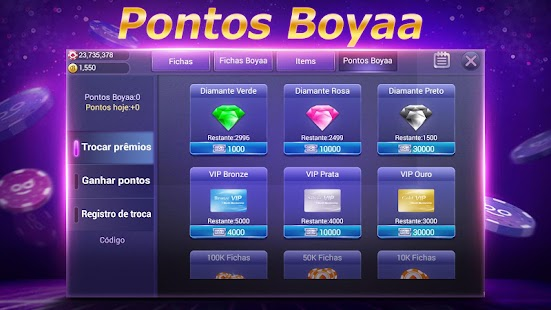 Boyaa Pôquer- screenshot thumbnail