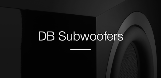 Bowers & Wilkins DB Subwoofers - Apps on Google Play