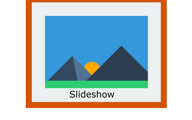 simple slide show