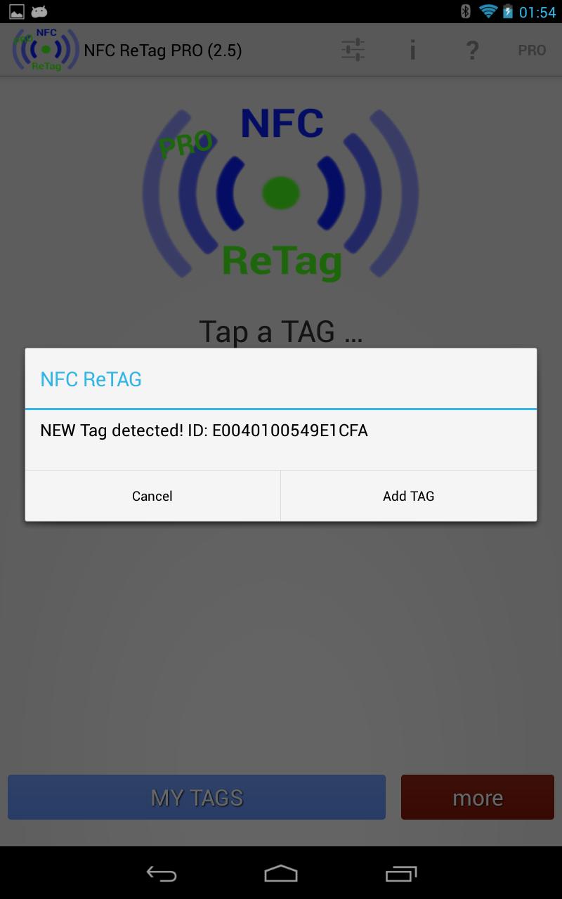 NFC ReTag PRO Screenshot 15