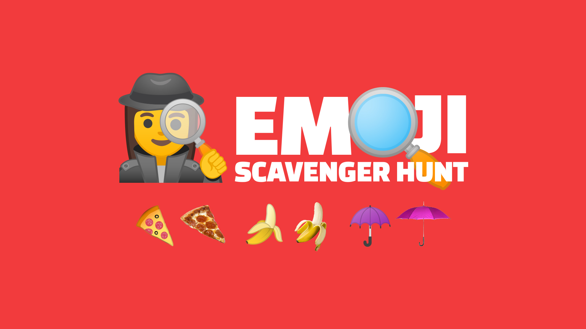 Emoji Scavenger Hunt by Google Brand Studio | Experiments with Google