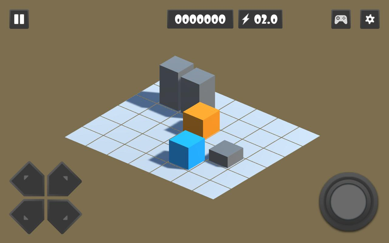 Square Snake- screenshot