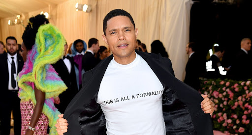 Trevor Noah named 4th highest earning stand-up comedian of 2019 by Forbes