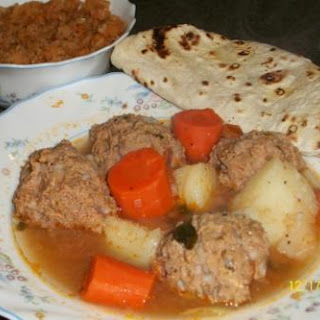 Albondigas (Mexican Meatball Soup) Recipe