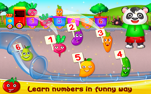 Baby Numbers Learning Game for Preschoolers & Kids 1.0 screenshots 3