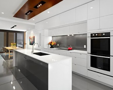 Kitchen Cabinet Design Ideas Screenshot Thumbnail
