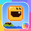 Baby Lava Bounce: Run, Dive, Jump & Burn Islands icon