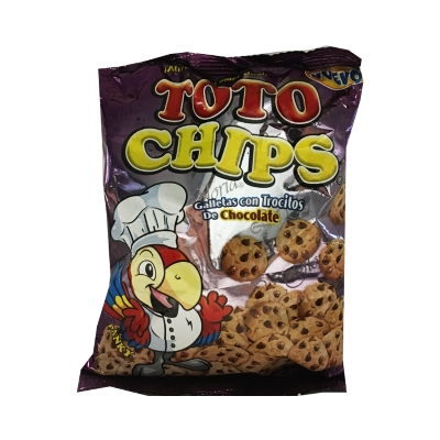 Galleta Panky Totto Chips 150Gr
