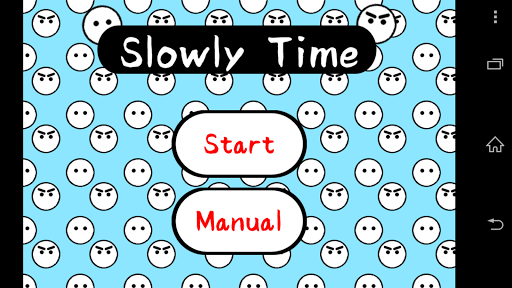 Slowly Time