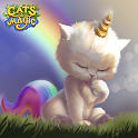 Cats & Magic: Dream Kingdom | Treasure Hunt Puzzle icon