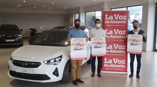 El gran sorteo de La Voz de Almería ¿Y si es tu momento?