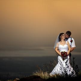 by Nici Pelser - Wedding Bride & Groom (  )