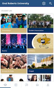 Oral Roberts University - náhled