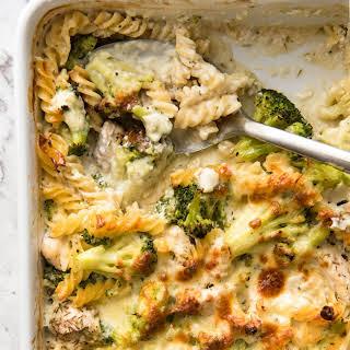 Spiral Pasta With Chicken Recipes.