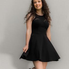 dsc by Kiril Kolev - People Fashion ( fashion, model, girl, beautiful, black, portrait )