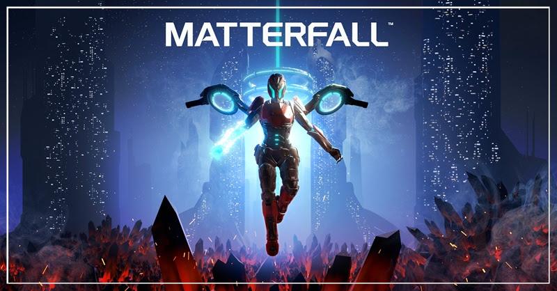 [Matterfall] พร้อมจำหน่ายทั้งในรูปแบบบลูเรย์และดิจิทัลดาวน์โหลด 16 สิงหาคม นี้!