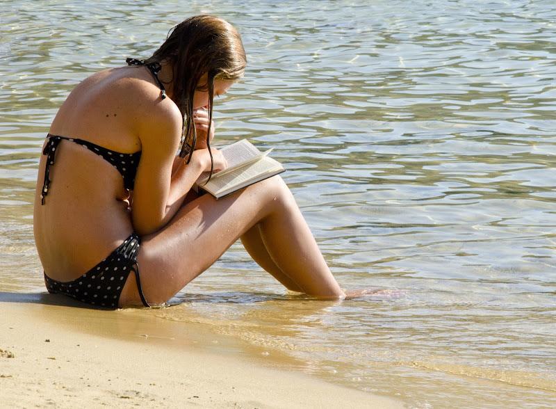 Un luogo idilliaco per leggere di Rossella13