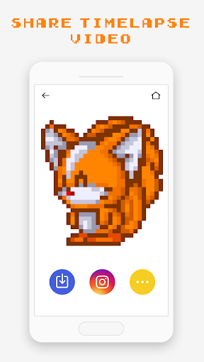 Pixel Art Book - Color by Number Free Games 1.8.1 screenshots 8