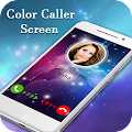 Color Call Screen - Color Phone Call