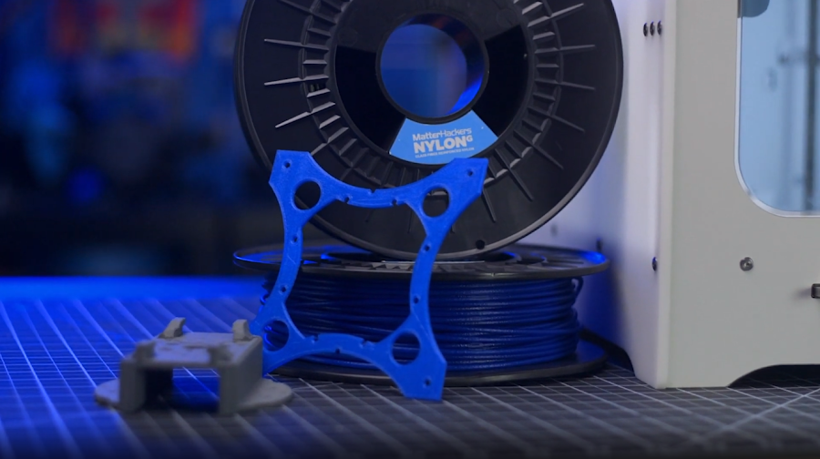 We are proud to have NylonX and NylongG integrated into the Ultimaker Material Marketplace, to give users the best chance of success using our materials on their machines.