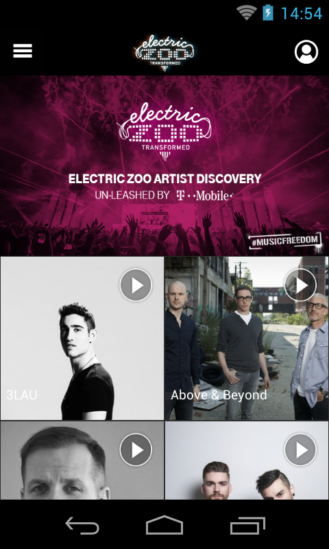 Electric Zoo- screenshot