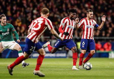 L'Atlético Madrid tient son joker médical, successeur de Thomas Partey